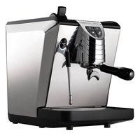 Nuova Simonelli MOP1400104-BLK Oscar II Black Professional Espresso Machine - Pourover, 110V