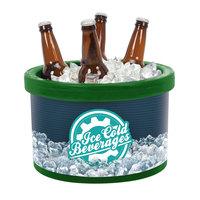 IRP 900 Green Ice Cube 4 Qt. Countertop Merchandiser