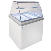Excellence HBD-4HC Ice Cream Dipping Cabinet - 6.4 cu. ft.