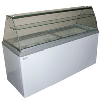 Excellence HBD-10 Ice Cream Dipping Cabinet - 16.5 cu. ft.