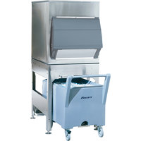 Follett ITS700SG-31 ITS Series 31 inch Ice Storage and Transport System with Transport Cart - 652 lb.
