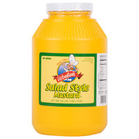 Woeber's 1 Gallon Yellow Mustard - 4/Case