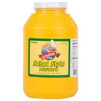 Woeber's 1 Gallon Yellow Mustard   - 4/Case
