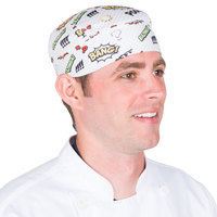 Headsweats Comics Shorty Chef Cap