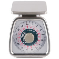 Taylor TS32 32 oz. Mechanical Portion Control Scale - NSF