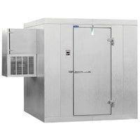 Nor-Lake KLF46-W Kold Locker 4' x 6' x 6' 7 inch Indoor Walk-In Freezer