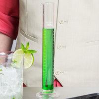 Libbey 56815 Chemistry Bar 3.38 oz. (100 mL) Cylinder Glass - 4/Case