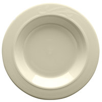 Homer Laughlin 6111000 Lyrica 9 inch Ivory (American White) China Soup Bowl - 24/Case