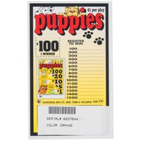 Puppies 1 Window Pull Tab Tickets - 330 Tickets Per Deal - Total Payout: $235
