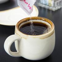 Arcoroc FJ556 Terrastone 8.5 oz. White Porcelain Coffee Cup by Arc Cardinal - 48/Case