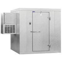 Nor-Lake KODB7746-W Kold Locker 4' x 6' x 7' 7 inch Outdoor Walk-In Cooler