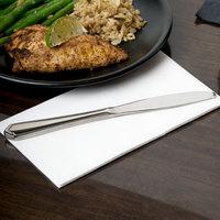10 Strawberry Street LNCLN-DK Lincoln 18/0 Heavy Weight 8 3/4 inch Stainless Steel Dinner Knife - 12/Case