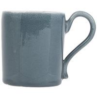 Arc Cardinal Arcoroc FJ733 Canyon Ridge 10.75 oz. Blue Porcelain Mug - 36/Case