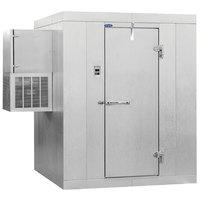 Nor-Lake KODB77612-W Kold Locker 6' x 12' x 7' 7 inch Outdoor Walk-In Cooler
