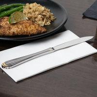 10 Strawberry Street PAR-DK Parisian Gold 18/0 Heavy Weight 9 inch Stainless Steel Dinner Knife   - 12/Case