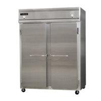 Continental Refrigerator 2RFE-SA 57 inch Solid Door Extra-Wide Dual Temperature Reach-In Refrigerator / Freezer - 42 cu. ft.