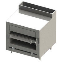 Blodgett BMHBR-36-LP Cafe Series Liquid Propane Modular Radiant Broiler - 90,000 BTU