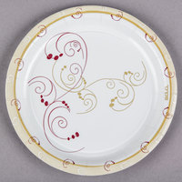 Dart Solo MP6-J8001 Symphony 6 inch Medium Weight Paper Plate - 1000/Case