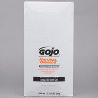GOJO® 7556-02 TDX 5000 mL Natural Orange Pumice Hand Cleaner