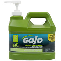 GOJO® 0937-04 1/2 Gallon EcoPreferred Pumice Hand Cleaner