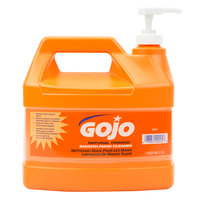 GOJO® 0945-04 1 Gallon Natural Orange Smooth Hand Cleaner