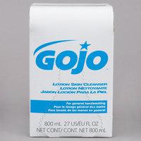 GOJO® 9112-12 800 mL Lotion Skin Cleanser