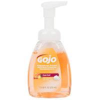 GOJO® 5710-06 Premium 7.5 oz. Fresh Fruit Foaming Antibacterial Hand Soap with Pump