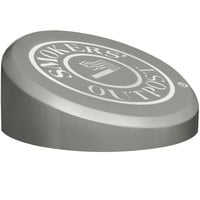 Commercial Zone 794807 Silver Smokestand Cap