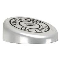Commercial Zone 794807 Silver Smokestand Cap