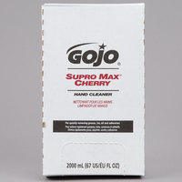 GOJO® 7282-04 TDX 2000 mL Supro Max Cherry Hand Cleaner