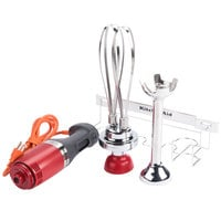 KitchenAid Immersion Blender with 10 inch Blending Arm and Whisk Attachment