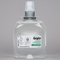 GOJO® 5165-03 FMX-12 Green Certified 1250 mL Fragrance Free Foaming Hand Soap
