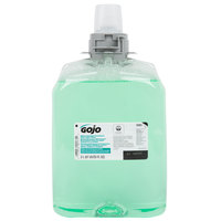 GOJO® 5263-02 FMX-20 Green Certified 2000 mL Cucumber Melon Foaming Hand, Hair, and Body Wash