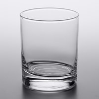 Acopa 11 oz. Straight-Sided Rocks / Old Fashioned Glass - 12/Case