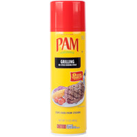 PAM 17 oz. No Soy Grilling Release Spray - 6/Case