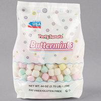 Assorted Pastel Buttermints - 2.75 lb.