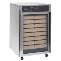 Nemco 6410 8 Rack Floor Model Pizza Holding Cabinet - 120V, 1230W