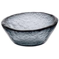 Arc Cardinal Arcoroc FG946 Tiger 4 oz. Gray Glass Small Bowl - 24/Case