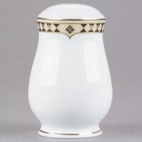 Syracuse China 911191026 Baroque Bone China Salt Shaker - 36/Case