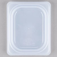 Cambro 80PPCWSC438 Camwear 1/8 Size Translucent Seal Cover