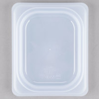 Cambro 80PPCWSC190 Camwear 1/8 Size Translucent Seal Cover