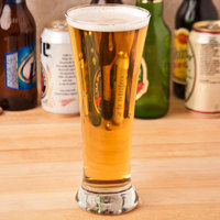 Libbey 247 16 oz. Flare Customizable Pilsner Glass - 12/Case
