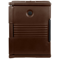 Cambro UPC400131 Camcarrier Dark Brown Pan Carrier