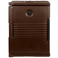 Cambro Camcarrier UPC400131 Dark Brown Pan Carrier
