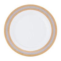 10 Strawberry Street ELE-1 Elegance 10 3/4 inch Dinner Plate - 24/Case