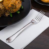 World Tableware 994 027 Aspire 7 3/4 inch 18/8 Stainless Steel Extra Heavy Weight Dinner Fork - 36/Case