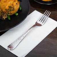World Tableware 994 039 Aspire 7 7/8 inch 18/8 Stainless Steel Extra Heavy Weight European Dinner Fork - 36/Case