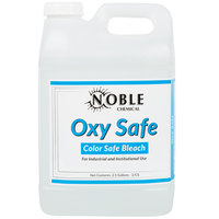 Noble Chemical 2.5 Gallon / 320 oz. Oxy Safe Color-Safe Bleach - 2/Case