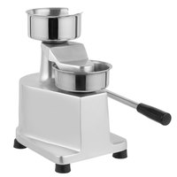 Garde HDHP14 Heavy-Duty 1/4 lb. 4 inch Hamburger Patty Molding Press with Handle