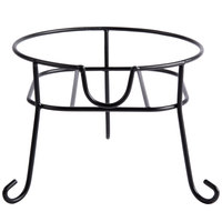 Core by Acopa Black Beverage Dispenser Metal Stand
